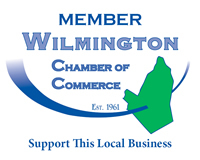 Proud Member of the Wilmington Chamber